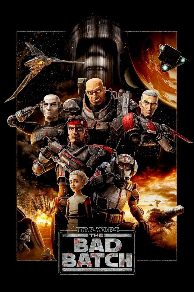 Star Wars: The Bad Batch Season 1 Episode 6 | Hollywood Movie