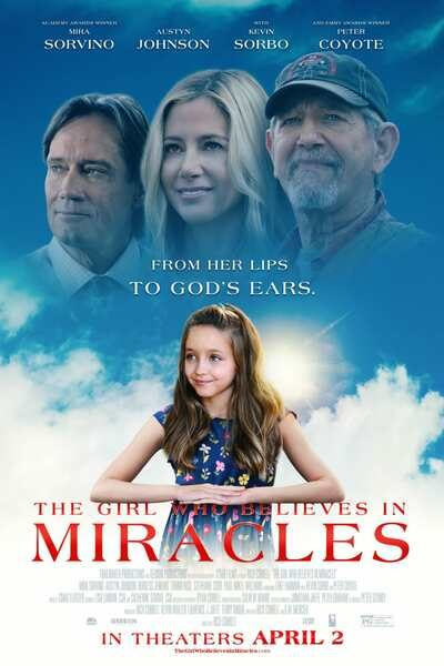 The Girl Who Believes in Miracles (2021) | Hollywood Movie