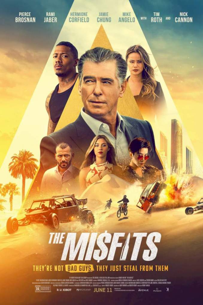 The Misfits (2021) | Hollywood Movie