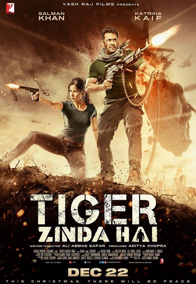 Tiger Zinda Hai (2017) | Bollywood Movie