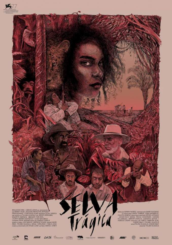 Tragic Jungle (2021) | Spanish Movie