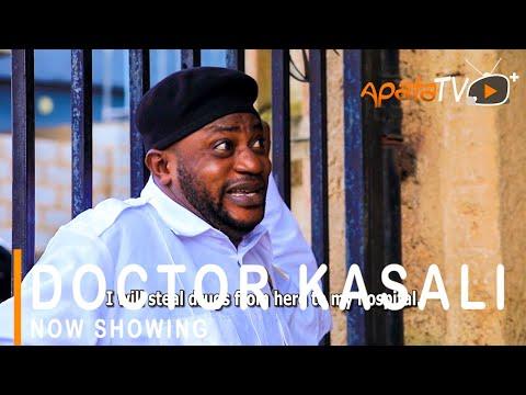 Doctor Kasali Latest Yoruba Movie 2021