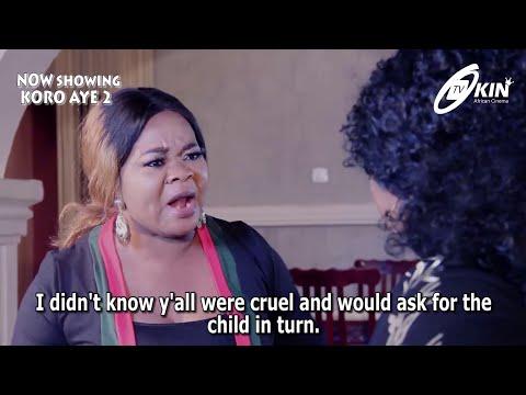 Koro Aye Part 2 Latest Yoruba Movie 2021 DOWNLOAD