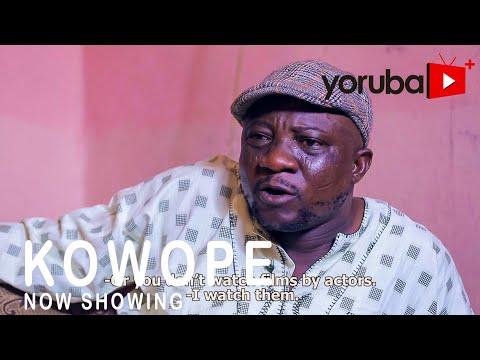 Kowope Latest Yoruba Movie 2021 Download