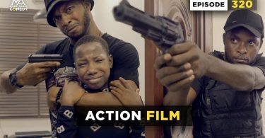 Mark Angel Comedy - Action Film (Episode 320)