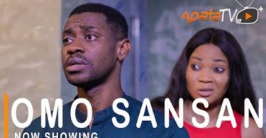 Omo Sansan Latest Yoruba Movie 2021 DOWNLOAD
