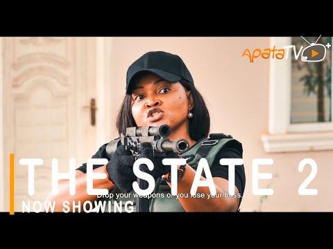 The State Part 2 Latest Yoruba Movie 2021