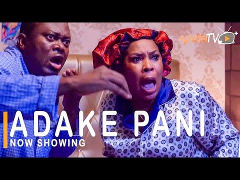 Adake Pani Latest Yoruba Movie 2021