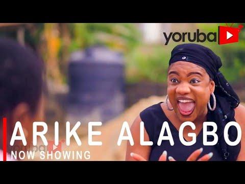 Arike Alagbo Latest Yoruba Movie 2021
