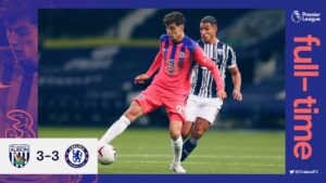 DOWNLOAD VIDEO: West Brom vs Chelsea 3-3 - Goals Highlights