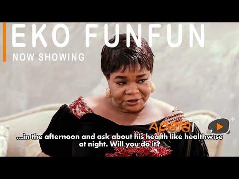 Eko Funfun Latest Yoruba Movie 2021 DOWNLOAD