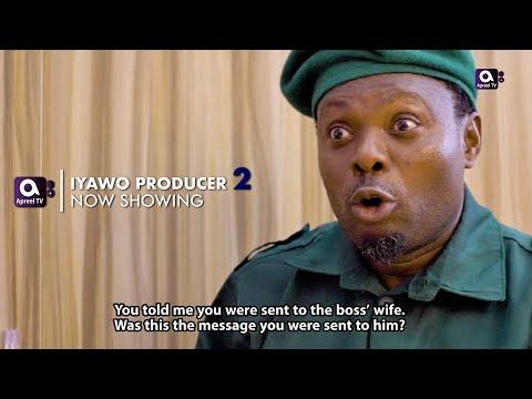 Iyawo Producer Part 2 Latest Yoruba Movie 2021