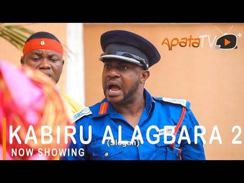 Kabiru Alagbara Part 2 Latest Yoruba Movie 2021 DOWNLOAD