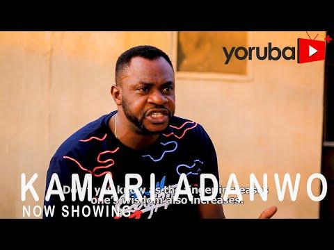 Kamari Adanwo Latest Yoruba Movie 2021 DOWNLOAD
