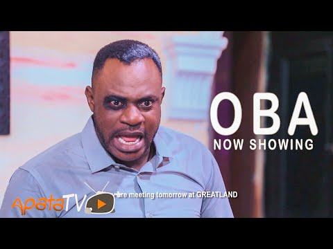 Oba Latest Yoruba Movie 2021