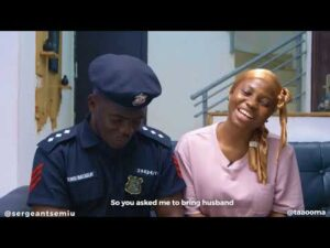 Taaooma - Police Fiance (Comedy Video)