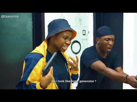 Taaooma - The Heist (Comedy Video)