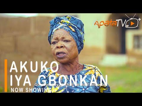 Akuko Iya Gbokan Latest Yoruba Movie 2021 Download