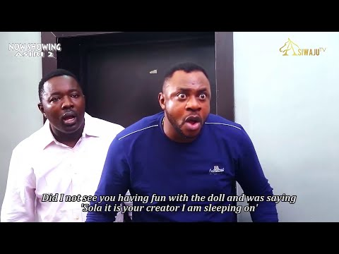 Asiri Part 2 Latest Yoruba Movie 2021 Download