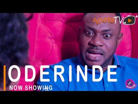 Oderinde Latest Yoruba Movie 2021 Download