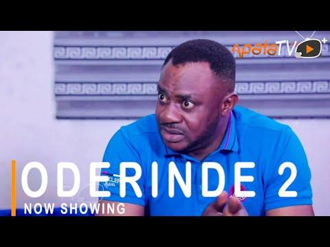 Oderinde Part 2 Latest Yoruba Movie 2021 Download