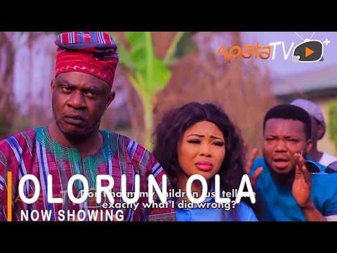 Olorun Ola Latest Yoruba Movie 2021 Download
