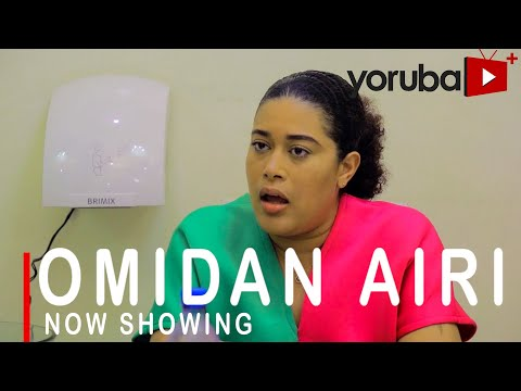 Omidan Airi Latest Yoruba Movie 2021 Download