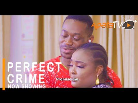 Perfect Crime Latest Yoruba Movie 2021 DOWNLOAD