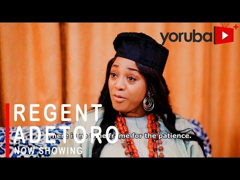 Regent Adetoro Latest Yoruba Movie 2021 DOWNLOAD