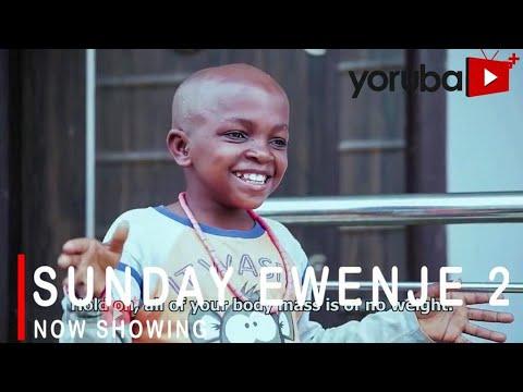 Sunday Ewenje Part 2 Latest Yoruba Movie 2021