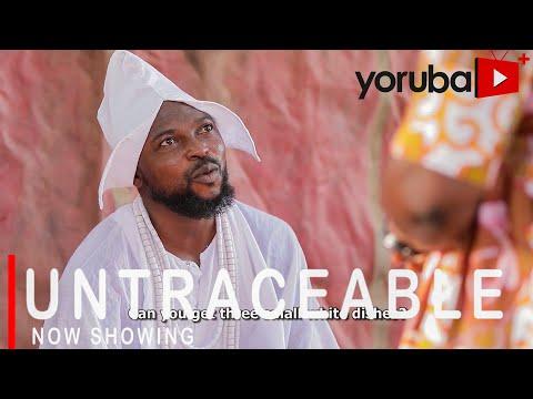 Untraceable Latest Yoruba Movie 2021