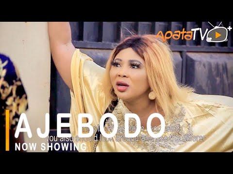 Ajegbodo Latest Yoruba Movie 2021